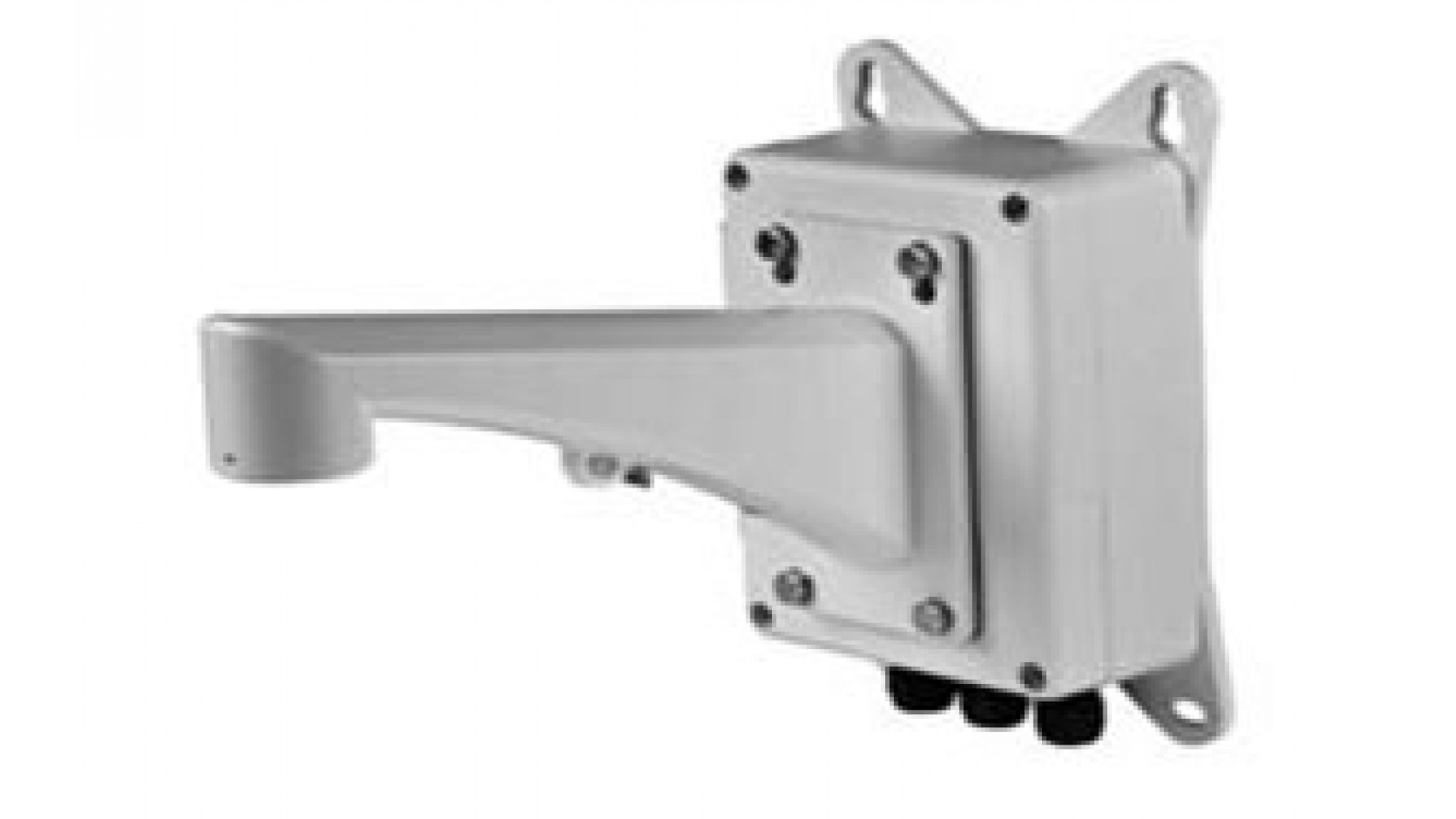 ptz wall mount bracket w electrical box zoom images