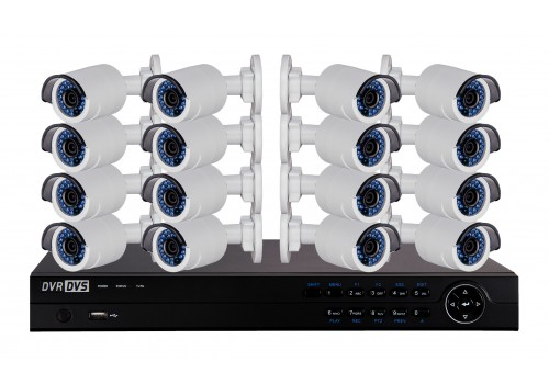 16 Camera 1080p System
