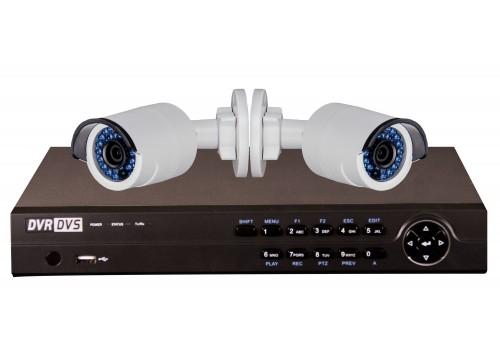 Arcdyn 2 Camera 1080p Security System