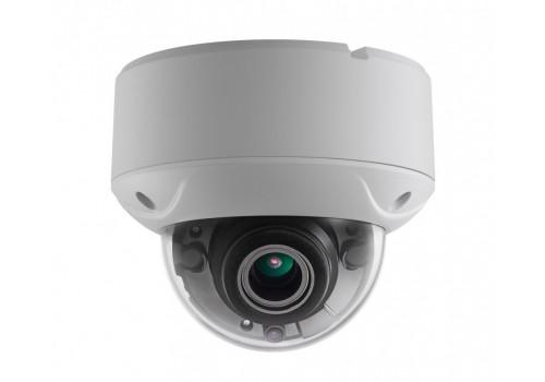 5 Megapixel TVI Motorized Dome Camera