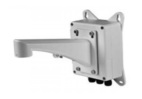 PTZ Wall Mount Bracket w/ Electrical Box