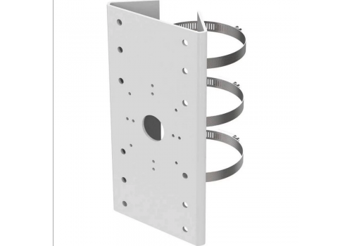 Pole Mount Bracket Plate