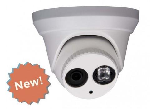 Slingshot 4k 8mp Fixed Lens Turret Camera 2.8mm new
