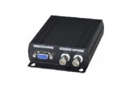 HD-TVI to HDMI, VGA converter