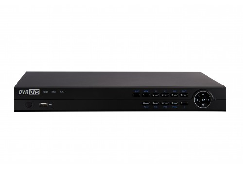 TVI - 8 Channel DVR