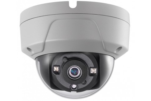 5MP TVI Fixed Lens Dome Camera