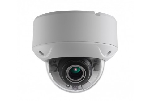 5 Megapixel TVI Motorized Dome Camera