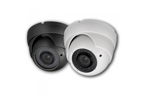 TVI/CVI/AHD/Analog Hybrid HD Turret Dome Camera