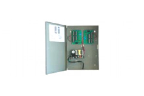 18 Port 20 Amp 12VDC Camera Power Supply Panel