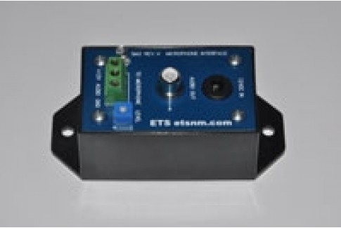 Single Channel Interface Adapter with volume control.