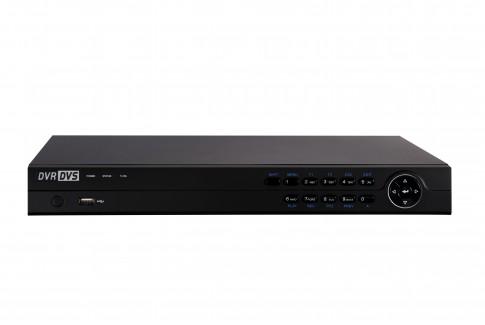 TVI - 8 Channel DVR