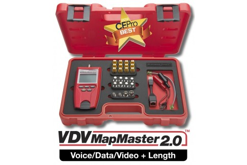 VDV MapMaster 2.0™ Test Kit