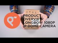 Arcdyn Product Video: Longbow 1080p Varifocal IP Dome Camera